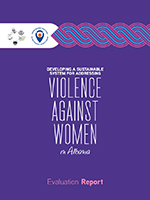 Developing a sustainable system for addressing the violence against women in Albania