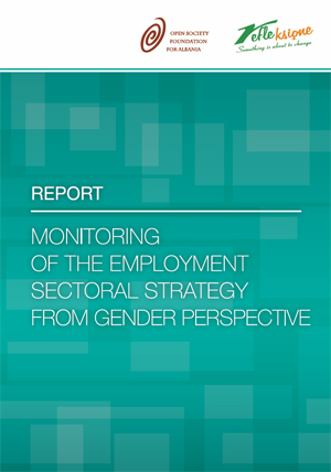 Monitoring of the employment sectoral strategy from gender perspective