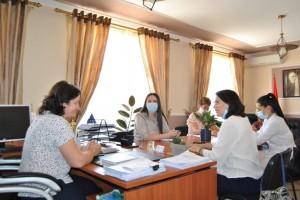 Marrveshje bashkepunimi me Alma Hoxhen, Kryetare e Bashkise, Permet