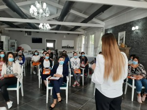 Sesion per mbeshtetje psikologjike dhe shendetin mendor, bashkia Elbasan